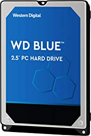 WD Blue 1TB Mobile Hard Disk Drive - 5400 RPM SATA 6 Gb/s 128MB Cache 2.5 Inch - WD10SPZX