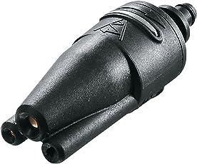 Bosch F016800352 3-in-1 Nozzle for AQT Pressure Washer (Black)