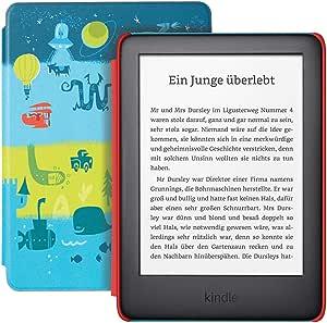 Kindle Kids Edition Mit Zugriff Auf Mehr Als Tausend Bücher Weltall Amazon Devices