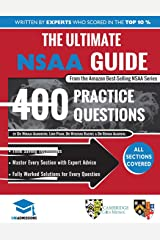 The Ultimate NSAA Guide: 400 Practice Questions, Fully Worked Solutions, Time Saving Techniques, Score Boosting Strategies, 2019 Edition, UniAdmissions Paperback