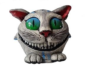 LinasCreatures Anhängerkupplung Schutzkappe Katze, witzig, Figur, Einzigartige Kappe, Kupplungskappe, Abdeckkappe