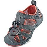riemot Sandalias Deportivas para Niños, Sandalia para Trekking Verano Zapatillas de Deporte al Aire Libre Zapatos Playa Antid