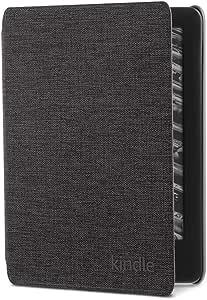 Custodia in tessuto per Kindle, nero antracite