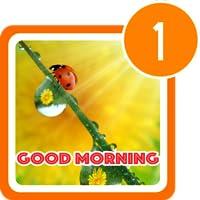 Guten Morgen Glücklich