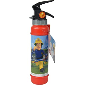 Smoby Toys - 251892002 - Sam Il Pompiere - Pistola ad acqua - Gioco ... 44f05fbef1d2