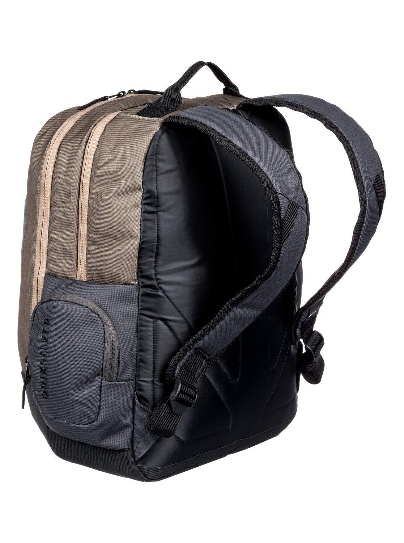 71TwUKW4aGL - Quiksilver Schoolie 30l - Mochila Grande Para Hombre Backpack Hombre