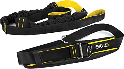 SKLZ Acceleration Trainer, Dynamic Overload and Release Resistance Training System with Force Absorbing Handles