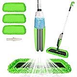 Balai lave sol avec vaporisateur,Aiglam Serpillière pour Nettoyage du Sol en Spray Balai de Pulvérisation Balai Haut de Gamme
