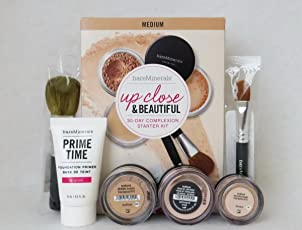 Bare Minerals Up Close & Beautiful 30-Day Complexion Starter Kit (Medium)
