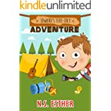 Edward's Adventure: Picture Book, Beginner Readers ages 3-6, Bedtime Story, Kids books (Bedtime stories book series for child