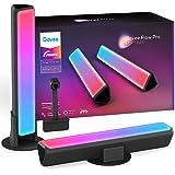Govee Smart LED Lightbar, WiFi RGBIC LED TV Hintergrundbeleuchtung mit Kamera, Gaming Lampe Sync mit Musik, funktioniert mit