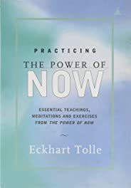 Practicing The Power Of Now by Eckhart Tolle - Paperback