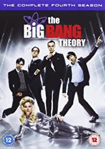The Big Bang Theory - Season 4 [DVD] [2011]