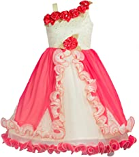 My Lil Princess Girl's Net A-Line Dress