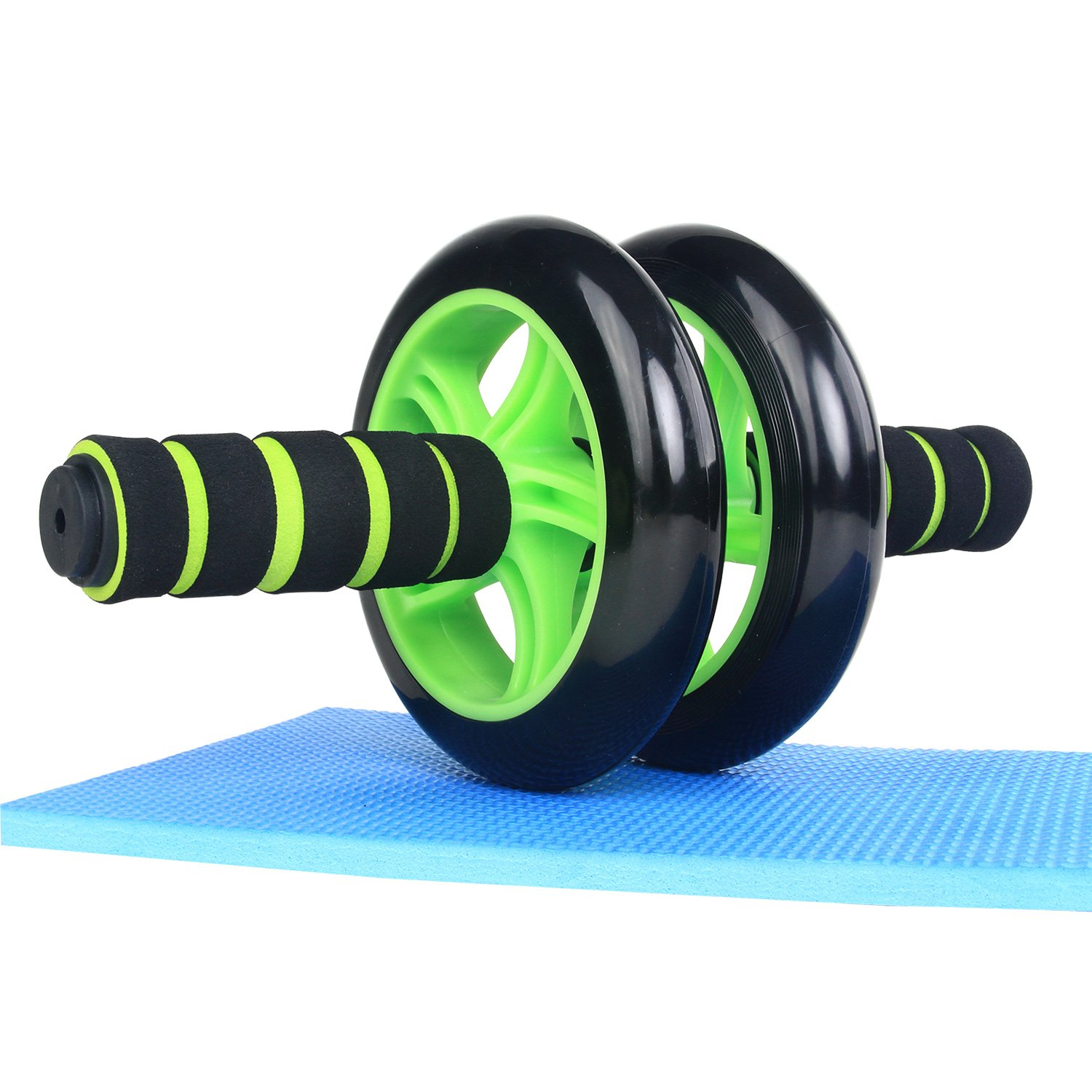 Ise Roulette Ab Wheel Roller De Fitness Musculation Roue Abdominaux