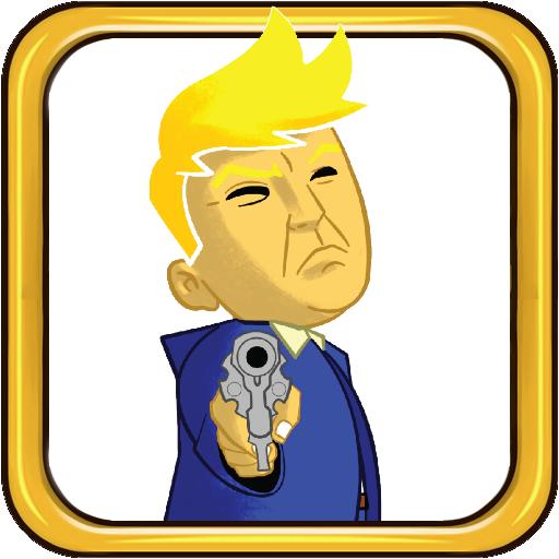 Trump vs Machote (Sonic Vs. Mario-spiele)