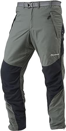 Montane Men's Short Leg Men's Short Leg Pants - Graphite, X-Large