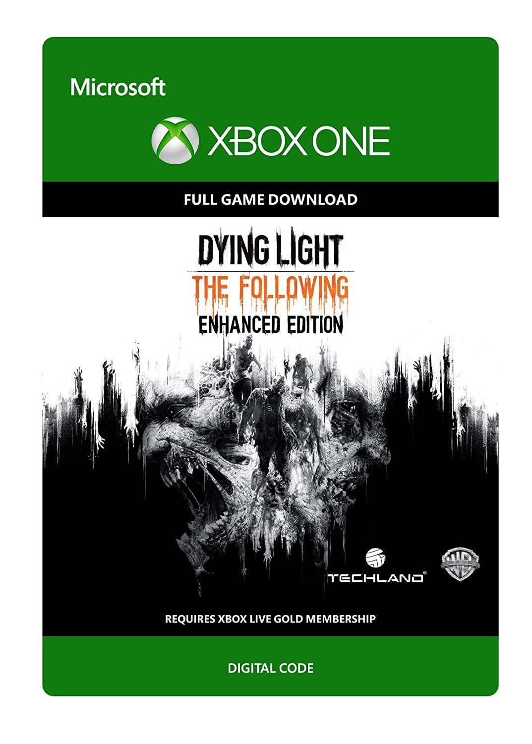 Dying Light The Following Enhanced Edition [Xbox e Download