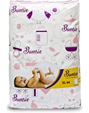 Bumsie Baby Diapers Pants Style, Extra Large (Pack of 44)