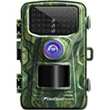 """Usogood Wildlife Camera 14MP 1080P No Glow Trail Camera with Night Vision Motion Activated IP66 Waterproof 2.4"""" LCD for Outdoor Wildlife, Garden, Animal Scouting and Home Security Surveillance"""