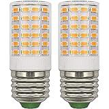 Bombilla LED E27 12 V CA/CC 24 V CC, de bajo voltaje, compacta, 5 W, blanco cálido, 3000 K, sustituye a 50 W 60 W E27 bombill