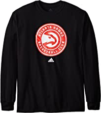 NBA Men's Full Primary Logo Long Sleeve Tee