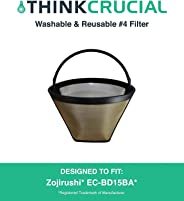 Kahve Makinesi Gold Filtre (Kağıt Filtre Gerektirmez)