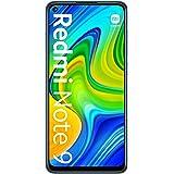 "Redmi Note 9 Smartphone 3GB 64GB 48 MP Hot Camera met vier camera's 6.53"" FHD+ DotDisplay 5020 mAh 3.5mm headphone jack NFC G"