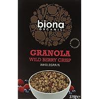 Granola di bosco bio di Biona bio 375g (confezione da 1)