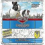 Kaytee Clean & Cozy Super Absorberend papieren beddengoed voor kooien, hamster, gerbil, muizen, konijn, cavia, 12,3 liter, wi