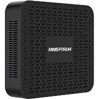 Mini PC, Lüfterlos Intel Pentium Silver N5030 Prozessor Quad-Core CPU 8 GB DDR / 256 GB SSD Mini Desktop Computer mit…