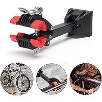 Umisu Support Mural de Réparation de Vélo Pince Pliante Mécanicien d'entretien de Bicyclette Support de Poids 30KG Solid…