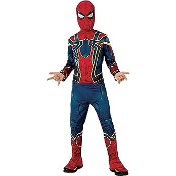 Rubies Costume de Officiel de Spiderman - Avengers Infinity War - pour  Enfant 35b3bc145507