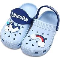 JOINFREE Toddler Clogs Slippers Sandals Non-Slip Girls Boys Clogs Lightweight Garden Shoes for Little Kids Slip-on Beach…