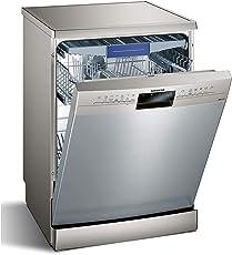 Siemens SN236I00ME Geschirrspüler Freistehend/A++ / 262 kWh/Jahr / 2660 L/jahr / Dosier-Assistent; Wärmetäuscher; dreiteliges Filtersystem