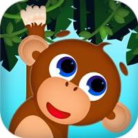 Cestino Di Frutta - Scimmia Treno