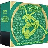 PoKéMoN Set Allenatore Fuoriclasse Sole e Luna Tempesta Astrale (IT), Colore Verde, 110