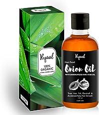 Ryaal Hair Food Onion Hair Oil Nourishing Hair Fall Treatment With Real Onion Extract Intensive Hair Fall Dandruff Treatment (200 ml)