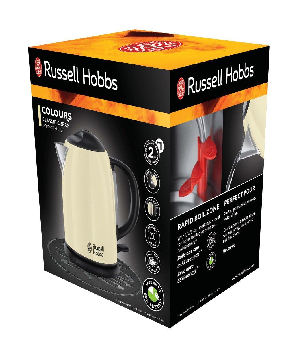 Russell-Hobbs-Colours-20131-56-Flame-mit-Brausekopf-Technologie-und-Schnellheizsystem-rotschwarz