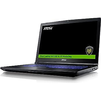 MSI WE62 7RJ-2006XES - Ordenador portátil de 15.6