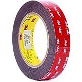 3M Scotch 5952 VHB-tape: 1 in. x 15 ft. (Zwart)