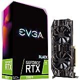 Carte Graphiques EVGA GeForce RTX 2080 Ti Black Edition Gaming, 11264 MB GDDR6 11G-P4-2281-KR
