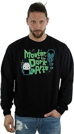 Harry Potter Men's Voldemort Dark Arts Junior Sweatshirt