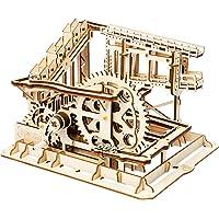 ROKR 3D Mécanique Craft Set mécanique Engrenages avec Balle Noël et Cadeau de Thanksgiving, génie Adulte Jeu, DIY Casse…