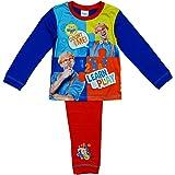 Garçons Nerf Nation officiel Pyjama Officiel Pyjamas Tailles 4-10 ans