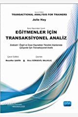 Eğitmenler İçin Transaksiyonel Analiz: Endüstri / Örgüt İnsan Kaynakları Yönetimi Alanlarında Çalışanlar İçin Transaksiyonel Analiz Paperback