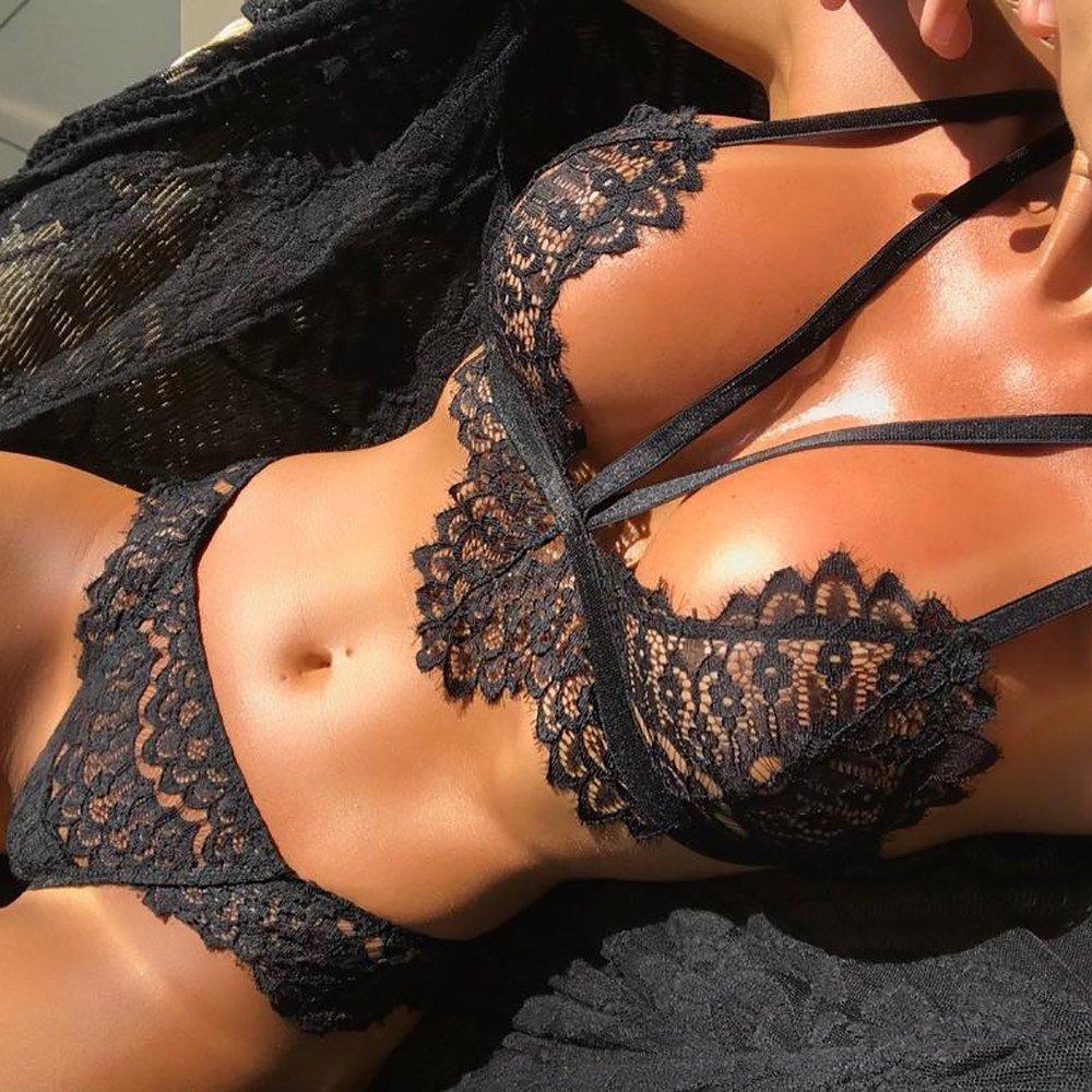 2b8837e0d60e Luckycat Lencería Erotica de Mujer, Mujeres Sexy Ropa de Dormir Moda ...