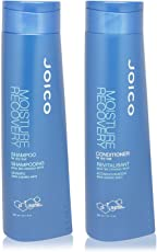 Joico Moisture Recovery Shampoo/Conditioner Duo 10.1 Oz. Bottles by Joico