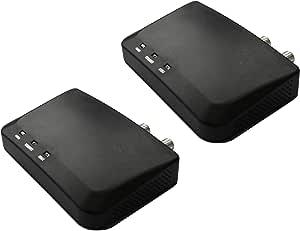 Kiwee Broadband Moca 2 5 Eoc Ethernet Over Coax Network Computers Accessories