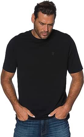 JP 1880 Menswear Big & Tall Plus Size L-8XL Everyday Crew Neck T-Shirt 702558